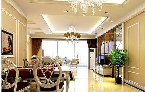 客厅盆栽摆放效果图家居装饰 摆放 客厅鱼缸摆放效果图