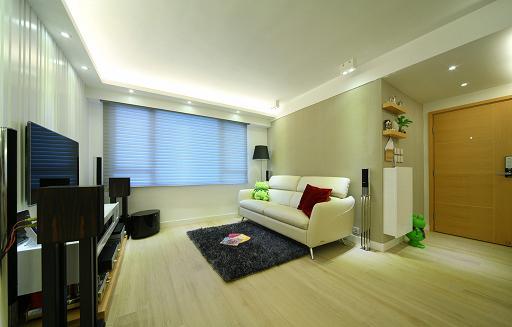 2012房屋客厅装修效果图欣赏