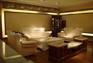沙发-尊皇家私欧曼真皮沙发系列