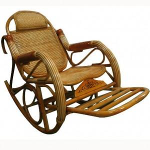 九正家居天然藤摇椅 藤躺椅 休闲藤椅 老人椅 长辈礼物特价