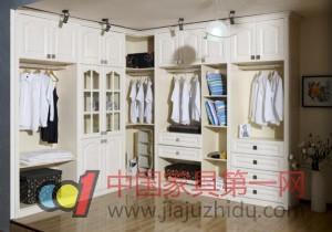 欧式衣柜 仟木源