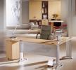 板式班台家具